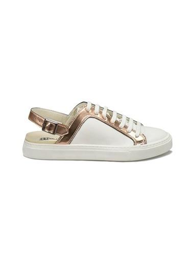Art Ayakkabı Gümüş